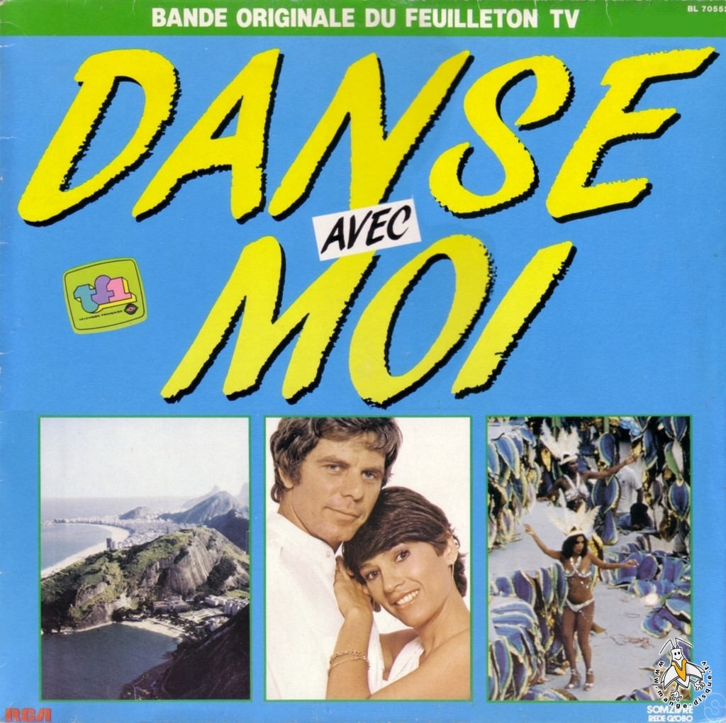 TV Series and Cartoons Records Bande originale du feuilleton TV