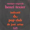 disque radio pop club radio france inter indicatif pop club de jose arthur