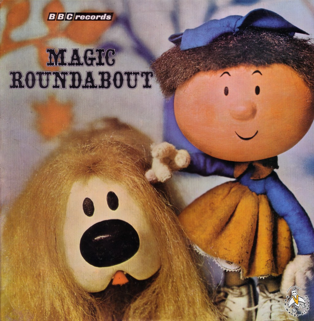 Tv Series And Cartoons Records Magic Roundabout